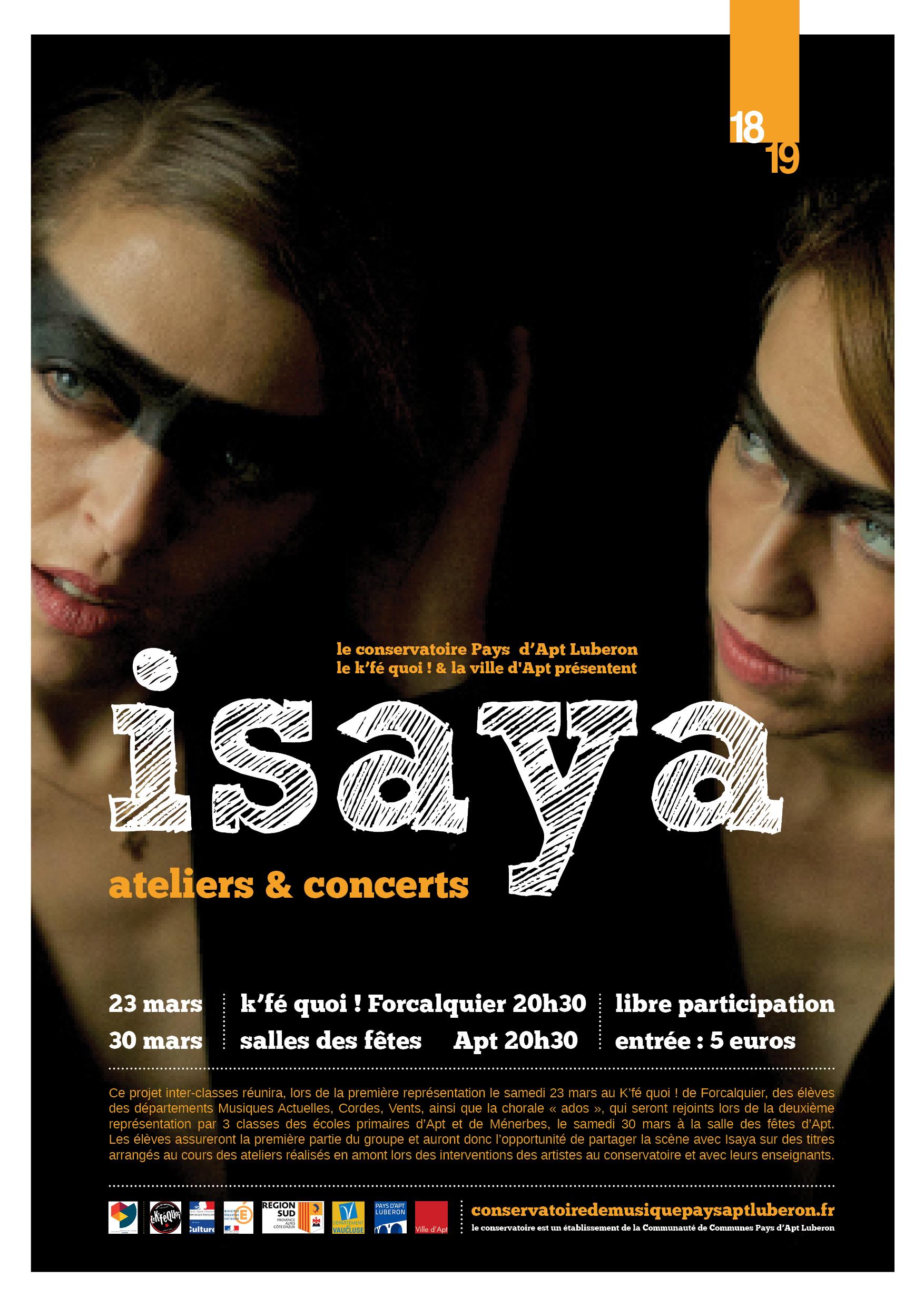 ISAYA WEB
